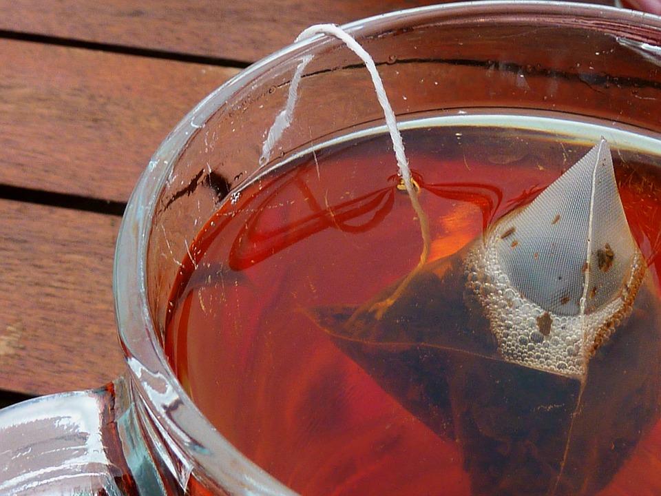 紅茶の抽出